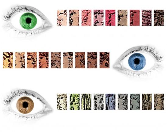 Extrem Welche Lidschattenfarbe passt zu mir?   Sara's Things XG23
