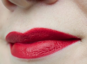 Rote Lippen perfekt schminken