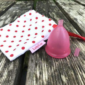 Menstruationskappe Ladycup